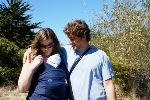A New family begins their journey.  This is 5 years ago when we lived in San Francisco.
